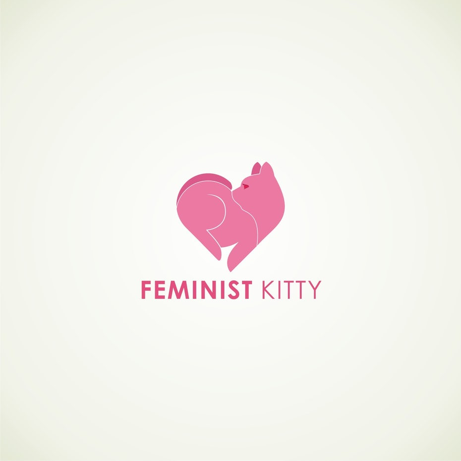 Feminist Kitty logo
