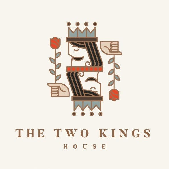 The Two Kings logo