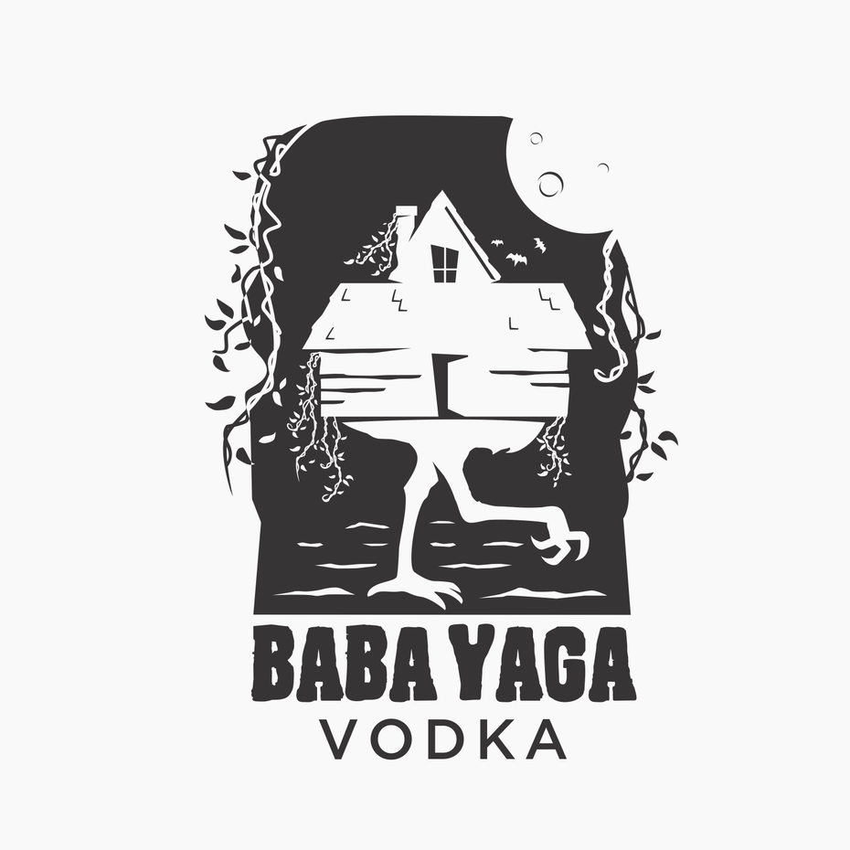 BabaYaga Vodka logo