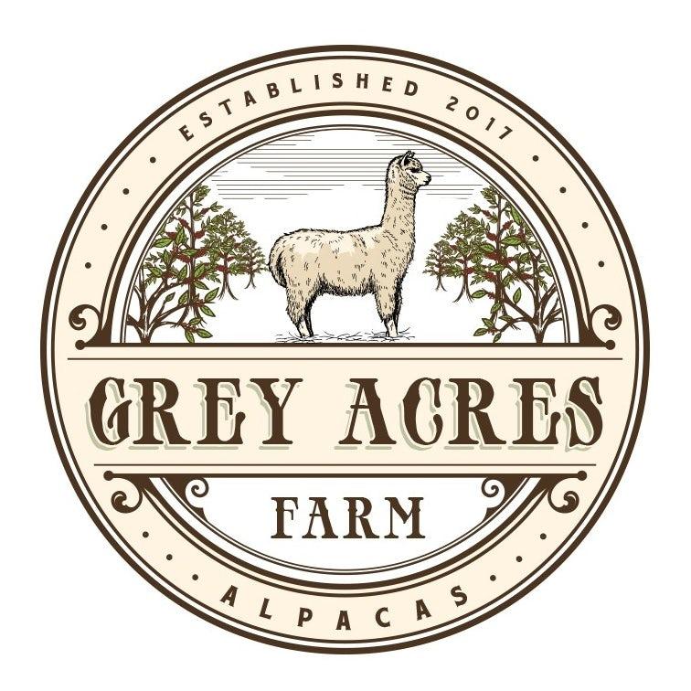 vintage farm emblem logo
