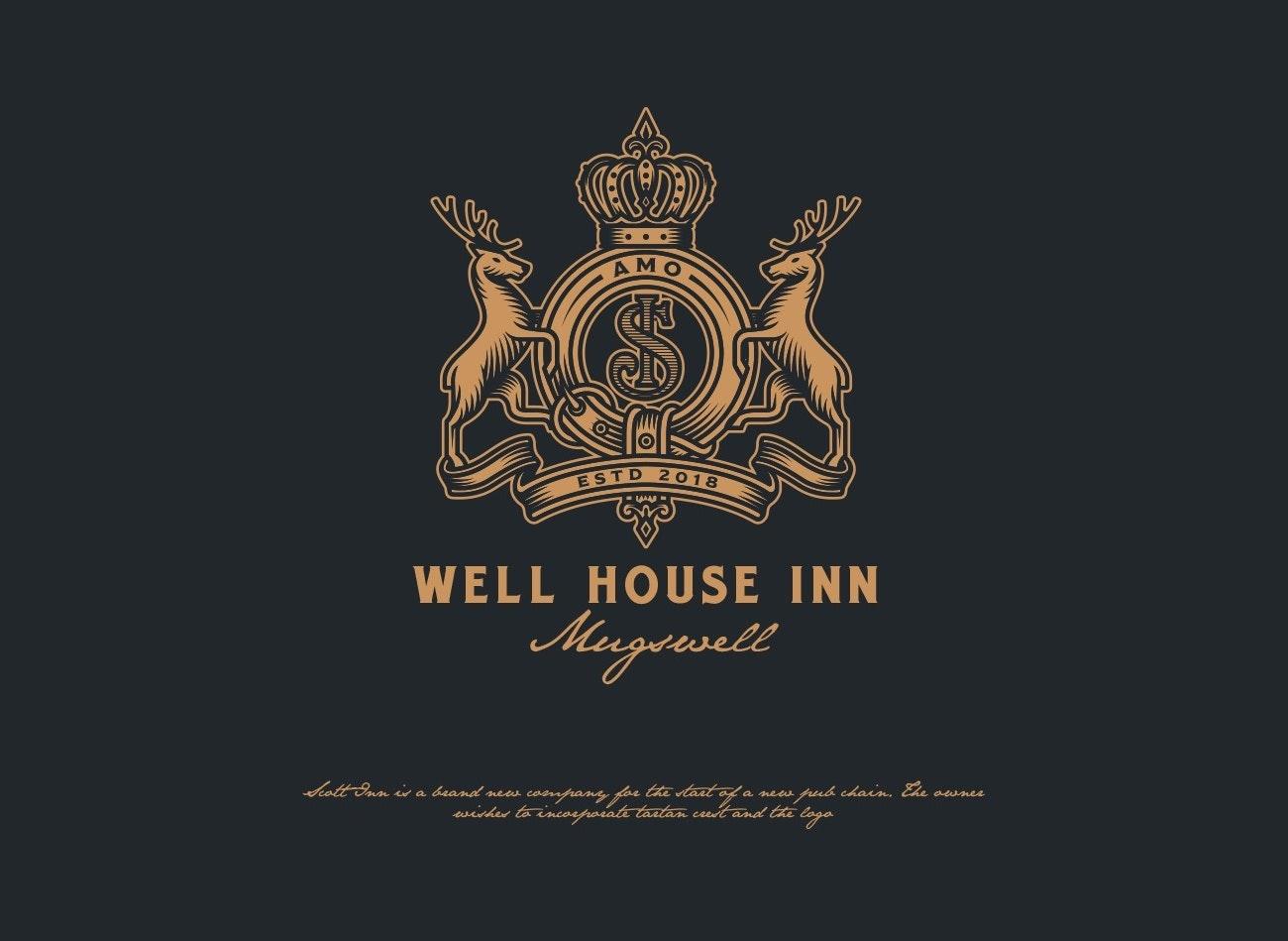 Well House Inn Mugswell logo