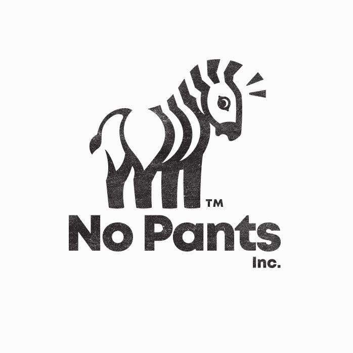 No Pants Inc. Logo
