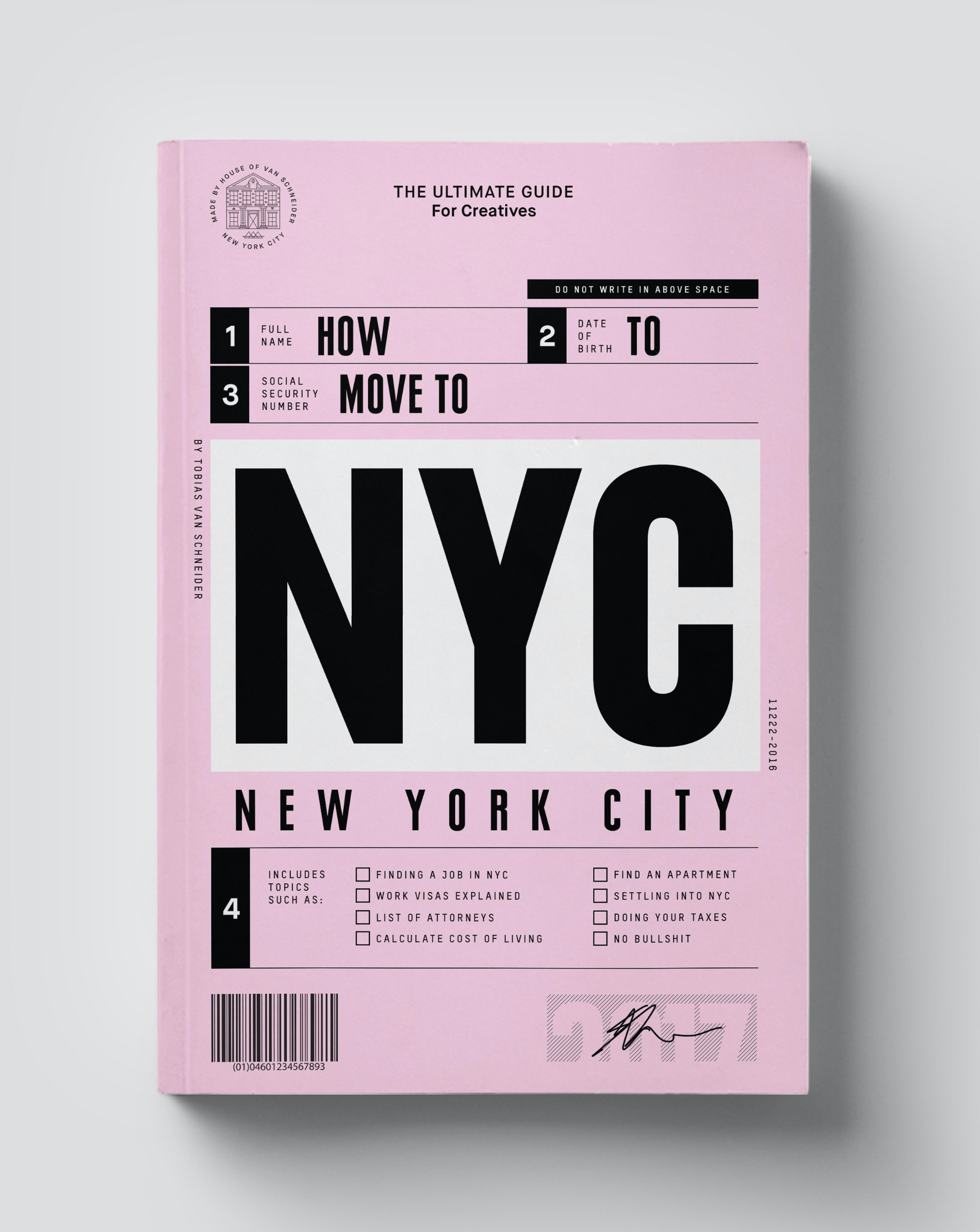 How to move to new york ebook