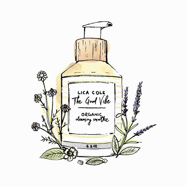 Cosmetics company illustration by ananana14