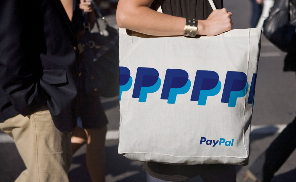 Paypal tote