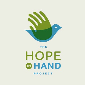 The Hope in Hand Project logo
