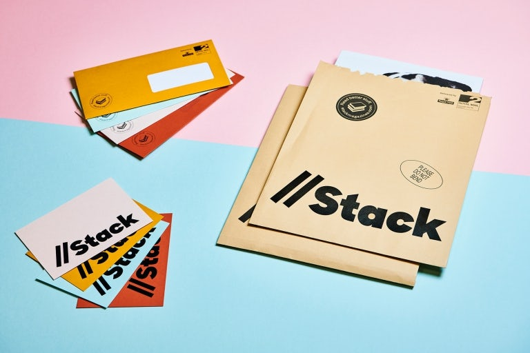 Stack design magazine