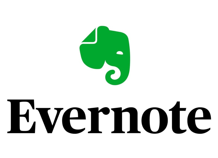 evernote elephant logo