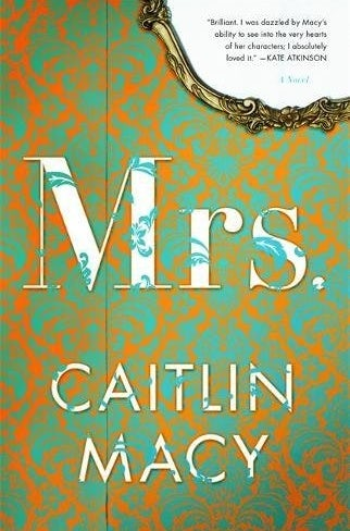 Mrs book cover
