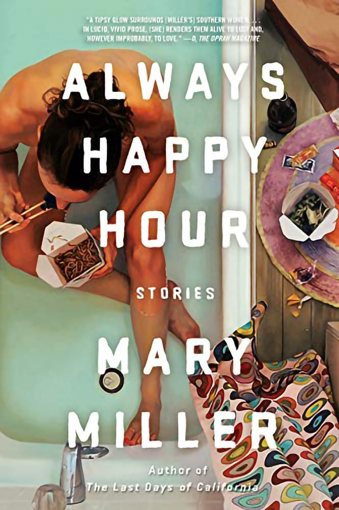 Always happy hour book cover