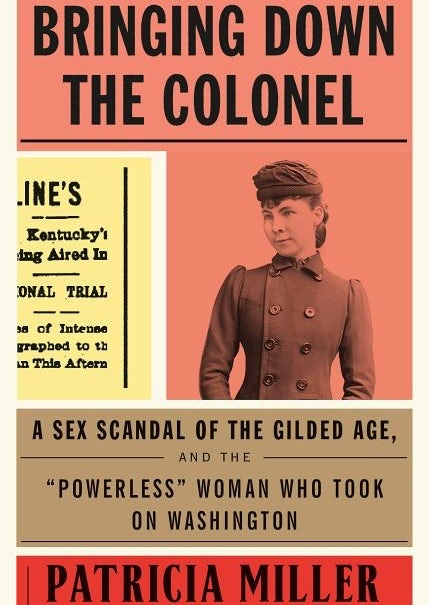 The colonel book cover