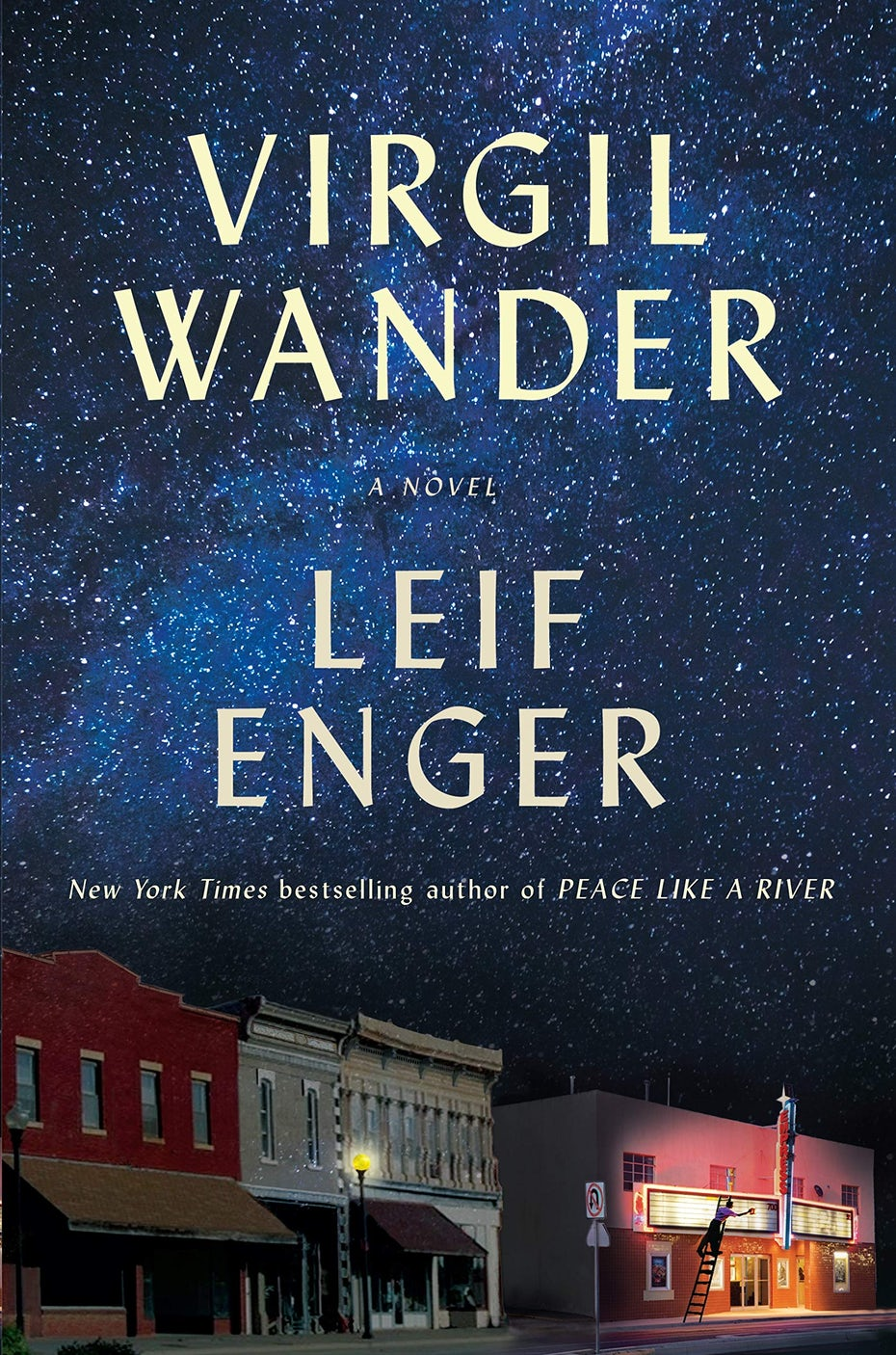 Virgil wander book cover