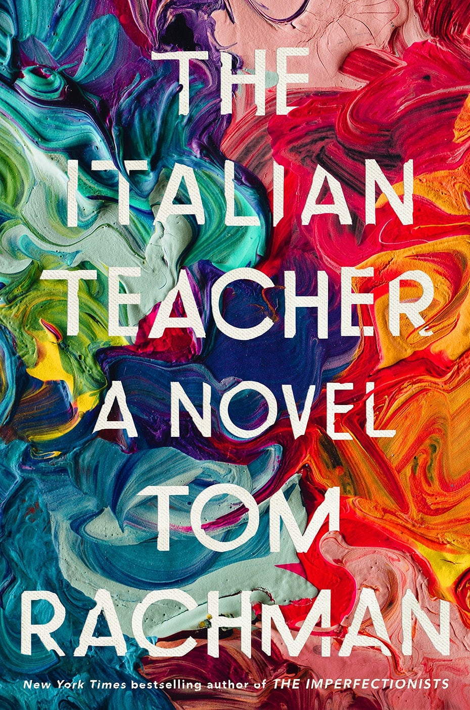 The italian teacher book coverr