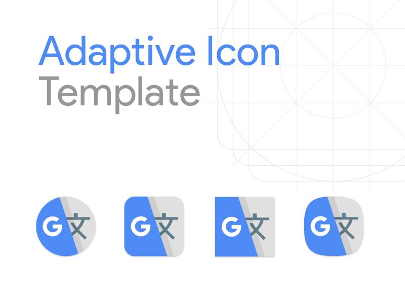 Free adaptive icons