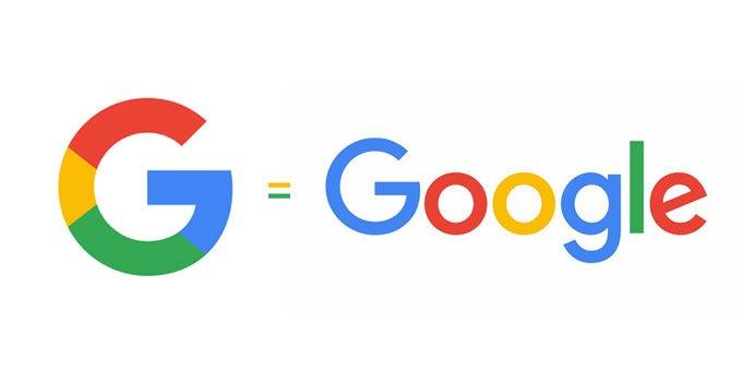 Google's responsive logo