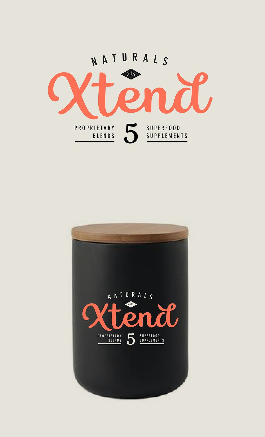 Xtend branding