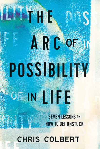 Arc of possibility in life book cover