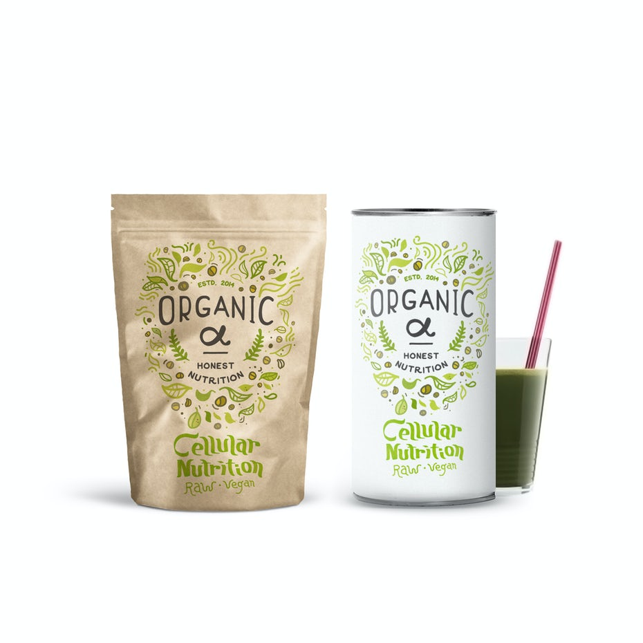 Organic package design
