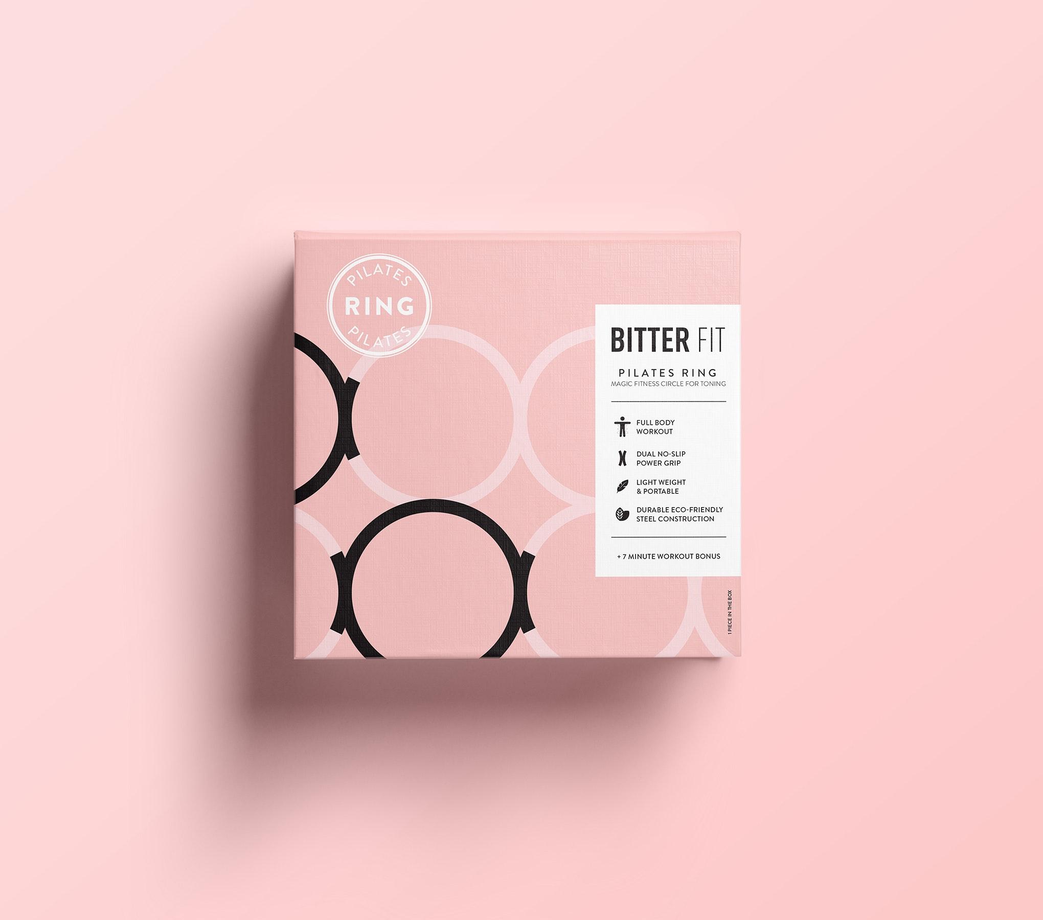 minimalistische Verpackung
