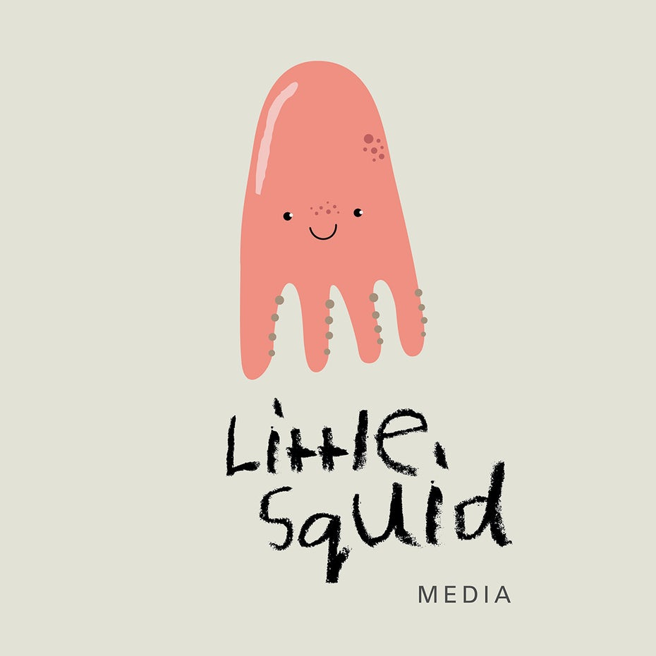 Little Squid logo