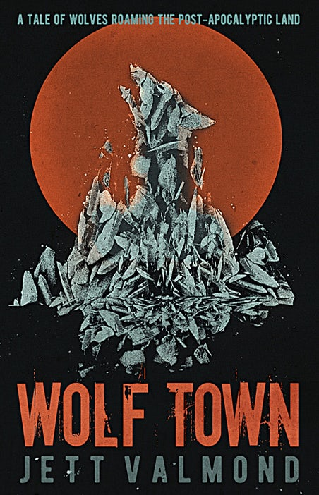 Wolf town book cover