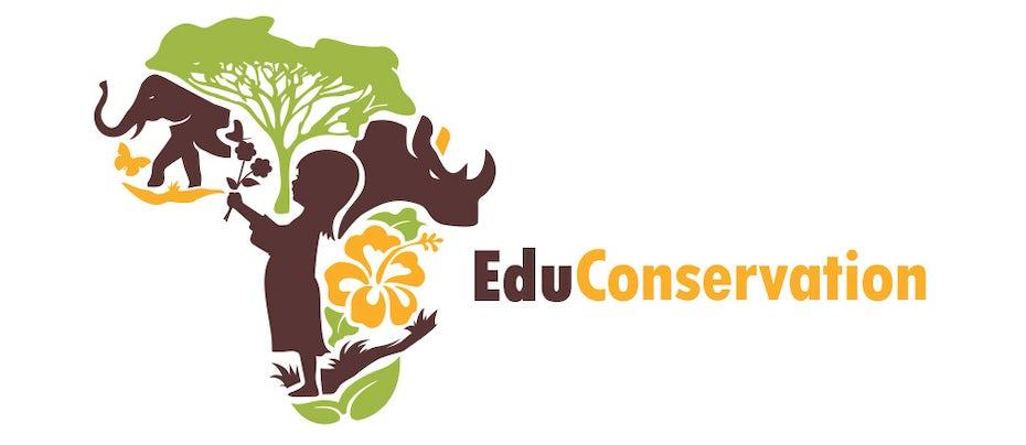 EduConservation Africa logo