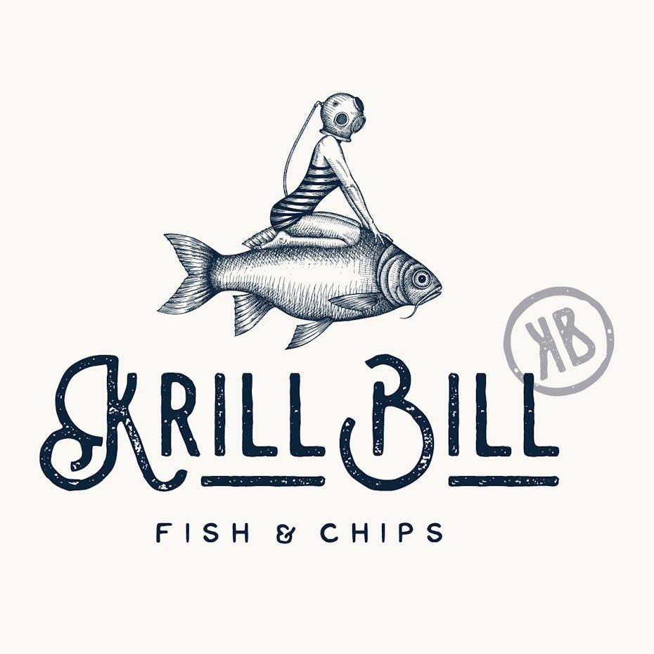 Krill Bill logo