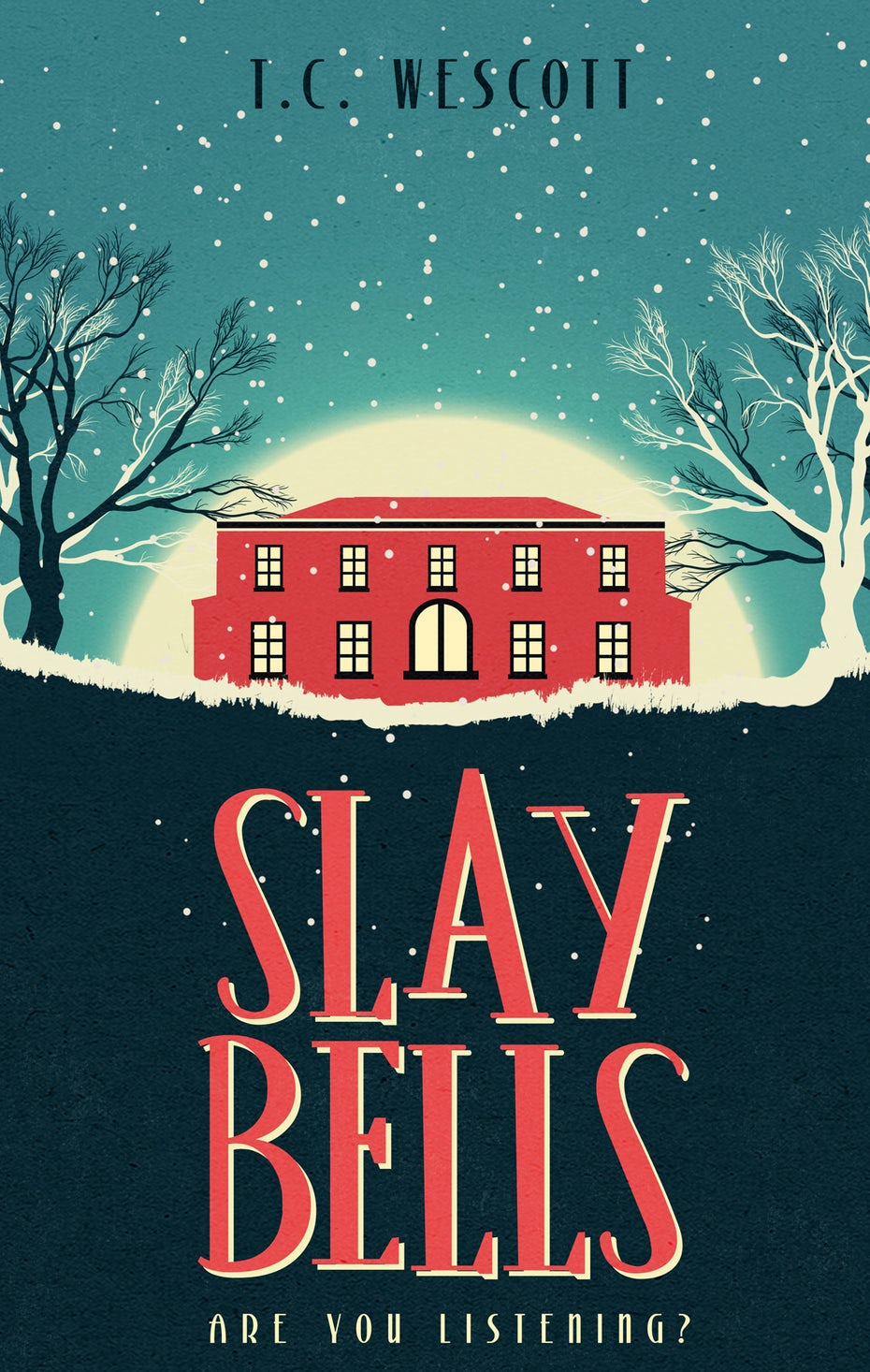 Slay bells book cover