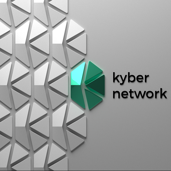 Ramotion's Kyber Network Logo