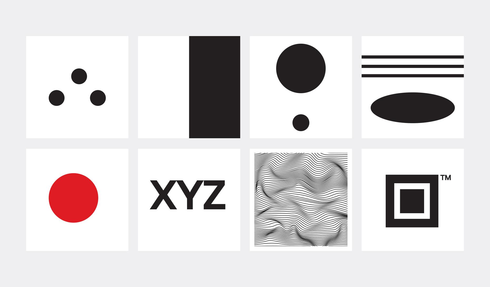 Art Hisotical Hierarchy Graphic Design
