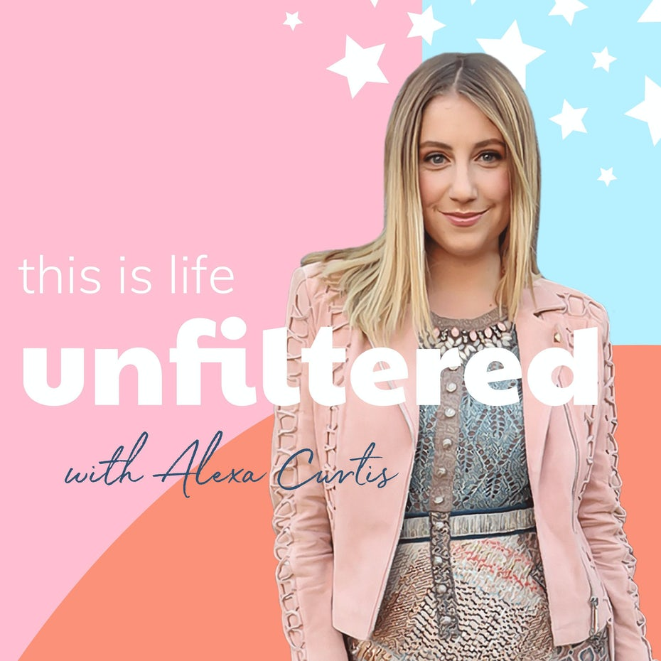 This is Life Unfiltered podcast cover
