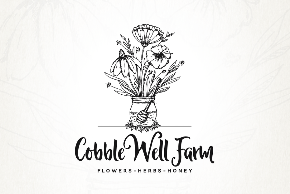 Cobble Well Farm logo