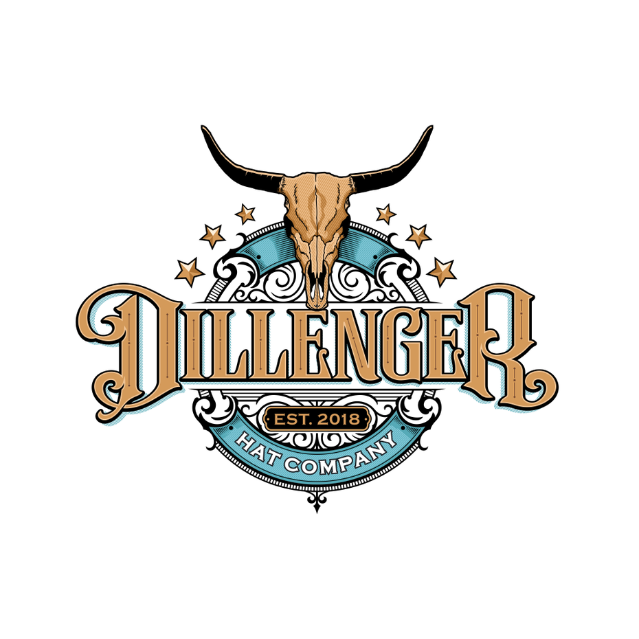 Dillenger Hat Company logo
