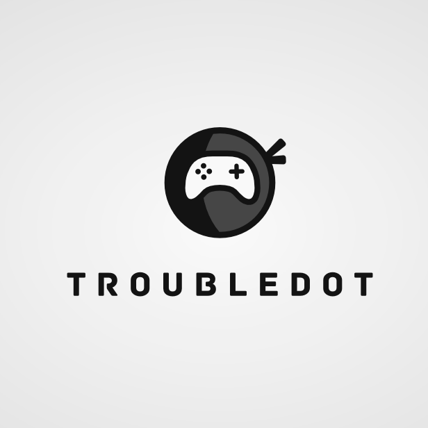 Trouble Dot logo