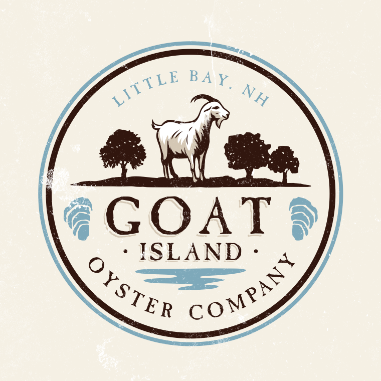 Goat Island Oyster Company logo