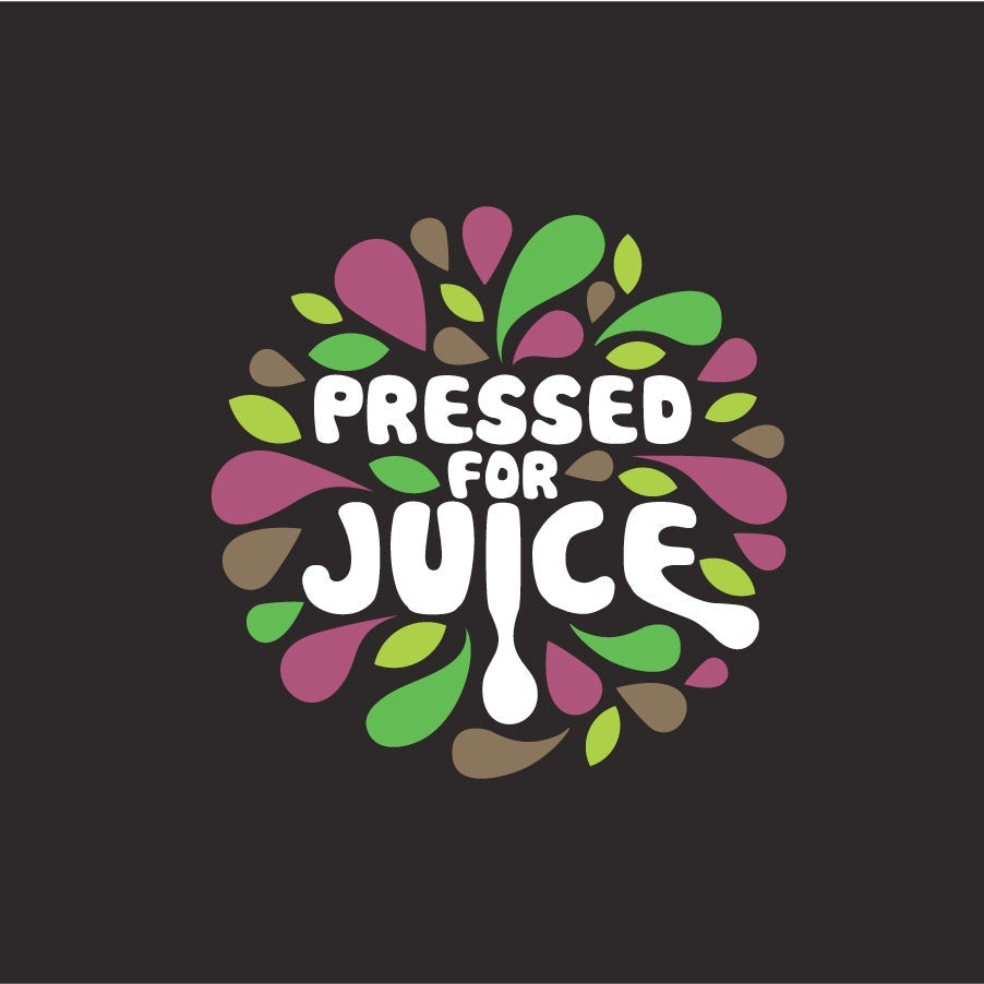 Pressed for Juice logo