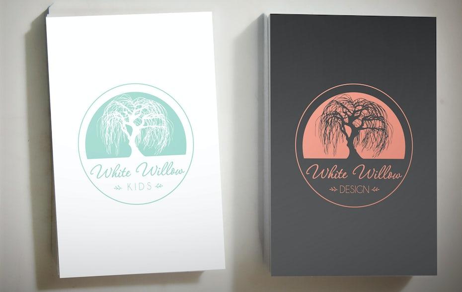 White Willow logo