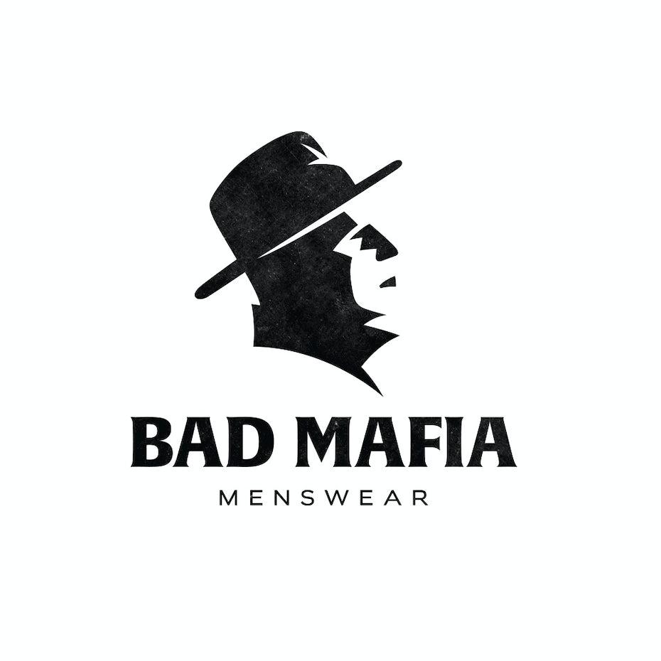 Bad Mafia Menswear logo