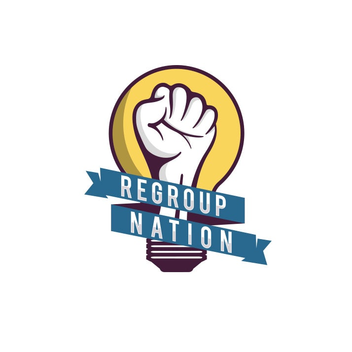 Regroup Nation logo