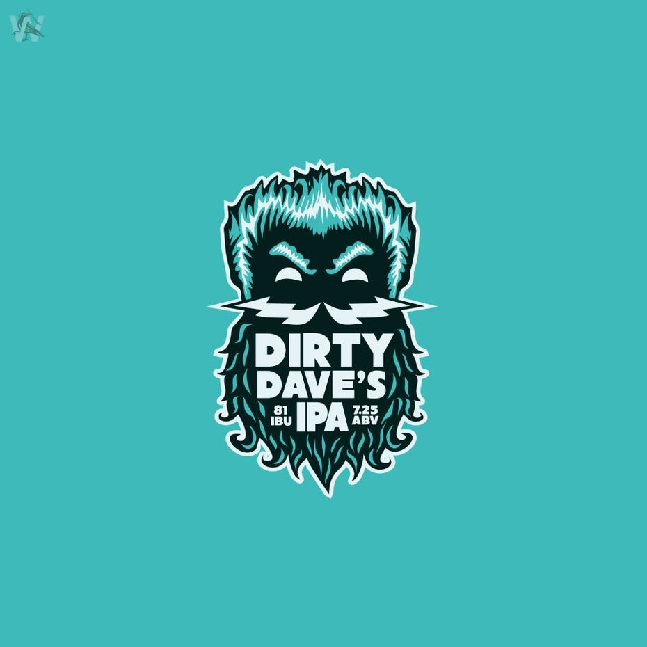 Dirty Daves IPA logo