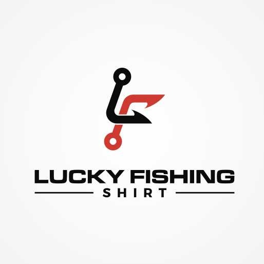 Lucky Fishing Shirt logo