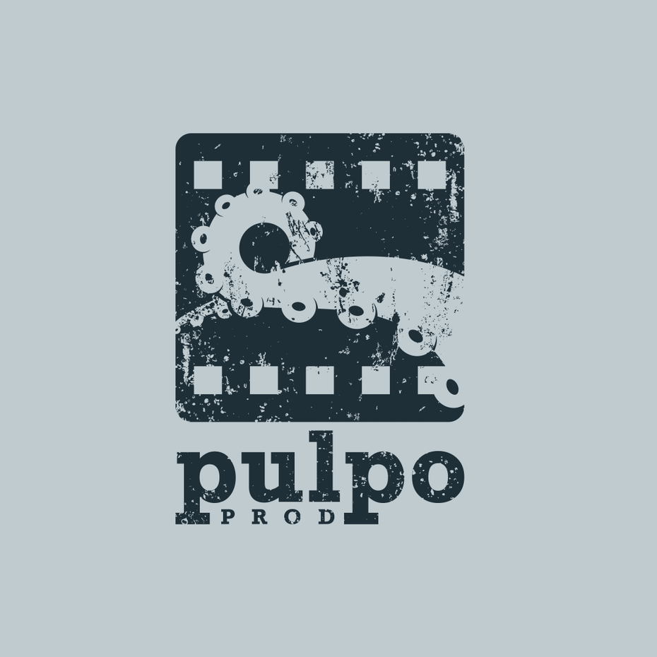 Pulpo Productions logo