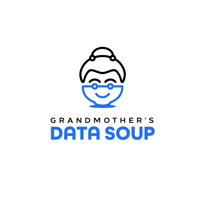 Grandmothers Data Soup logo