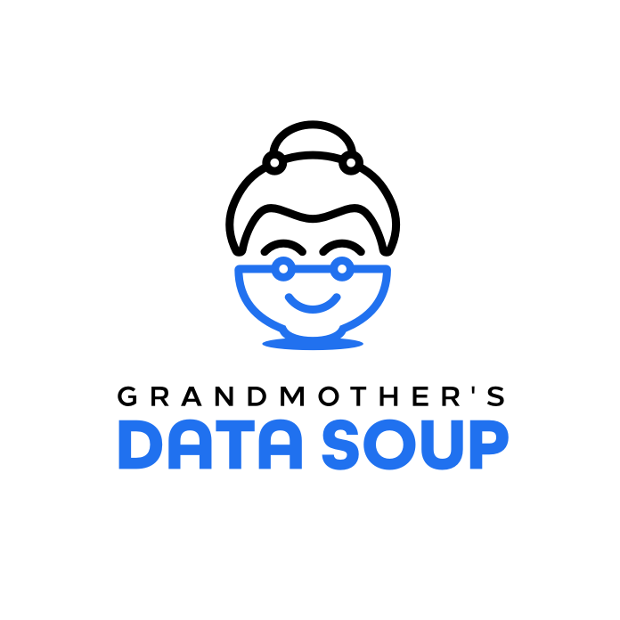 Grandmothers Data Soup logo