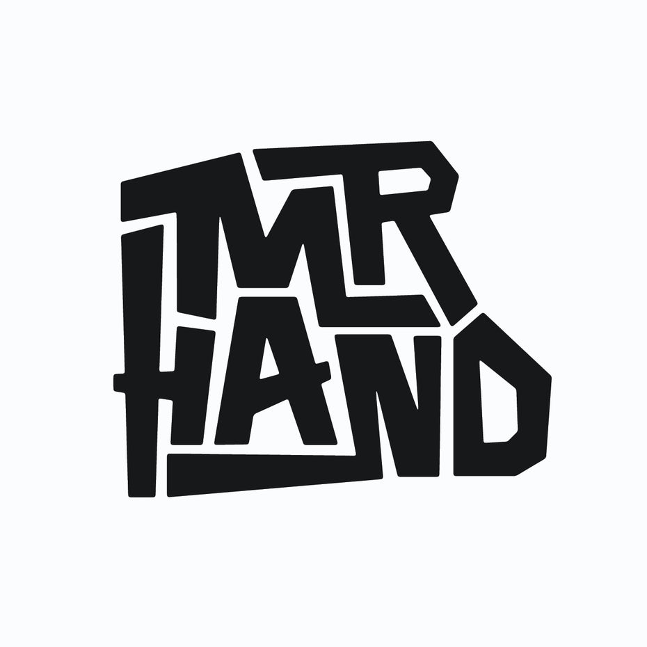 Mr Hand logo