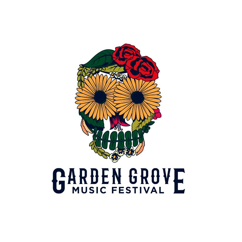 Garden Grove Music Festival logo