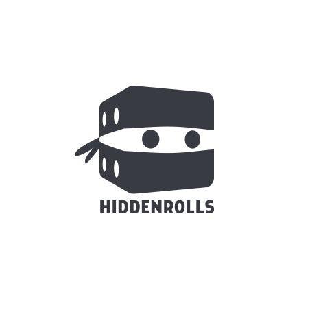 Hidden Rolls logo