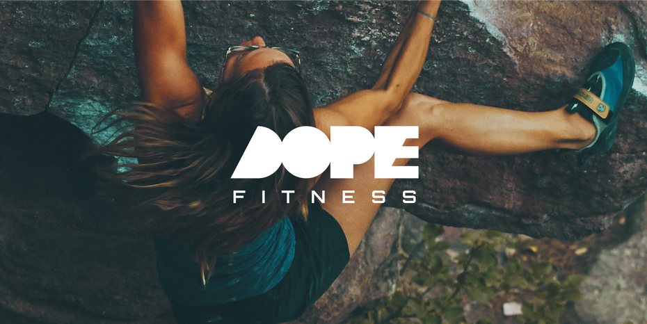Dope Fitness logo