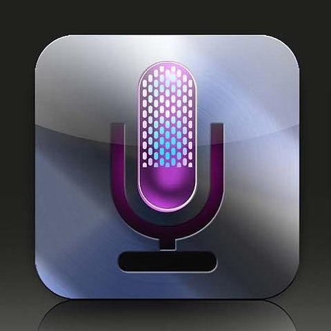 A skeuomorphic app icon