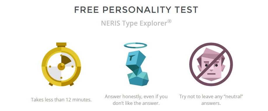 NERIS Type Personality Test